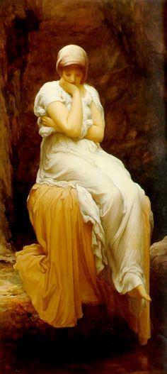 Frederick Leighton: Solitude