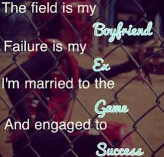 This is my life #softball