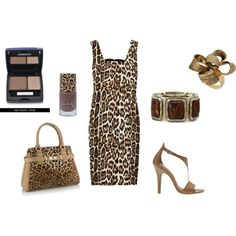 A Night Out, created by barbie417 on Polyvore