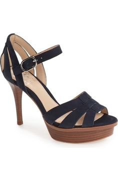 Vince Camuto 'Paigy' Platform Sandal (Women) available at #Nordstrom