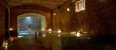 Aire, Hammam, Barcelona, from their Website Barcelona, Spa, Romeo And Juliet, Website, Google, Steam Room, Barcelona Spain
