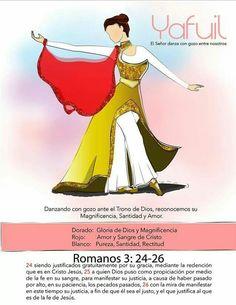 Danzando con gozo Worship Dance, Praise Dance, Dance Sing, Folk Dance, Praise And Worship, Dance Class, Dance Wear, Dance Outfits, Dance Dresses