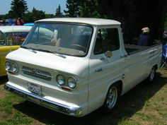 1966 Chevy Corvair Rampside