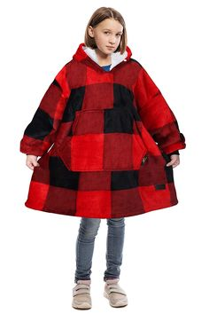 Catalonia Oversized Blanket Sweatshirt,Sherpa Hoodie,Super Soft Warm Comfortable Giant Pullover with Large Front Pocket for Boys Girls Teens yr) Stay Warm, Warm And Cozy, Hooded Sweatshirts, Hoodies, Mermaid Tail Blanket, Teen Kids, One Size Fits All, Boy Or Girl, Hoodie