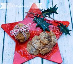 Alma de fiesta: Cookies con corazón de chocolate