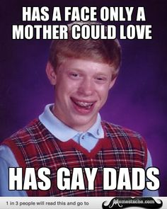 Bad Luck Brian: [Connect to Facebook to view this post]...