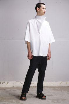 Damir Doma | Spring 2015 Menswear Collection | Style.com