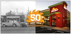 Celebrating 50 years of Fresh Tastes! #DelTaco50