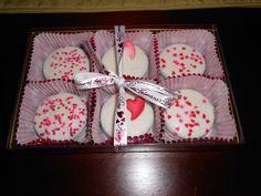 Valentine Oreo's.
