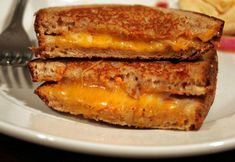 Tomato Soup Grilled Cheese by Maggie Hoffman, via Flickr