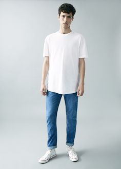 Topman denim - vintage slim fit
