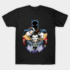 Joker Joking Rhapsody - Batman T-Shirt - The Shirt List Batman T Shirt, Batman Stuff, Joker, Mens Tops, Shirts, Things To Sell, Jokers, The Joker, Shirt