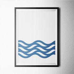 Minimal Waves #poster #print #minimal #blackandwhite #scandinavian #nursery #minimalist #kidsroom #posters #prints #geometric #quote #quotes #quoteprint #wallart #decor #home #gift #homedecor #decoration #design #illustration #nordic #creative #buy #valentine #holiday #halloween #christmas #posterart #printart #giclee #fineart #artprints #northshire