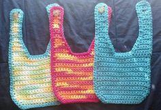 "The Knitless Knitter: Free Pattern- ""Cutie Bib"""
