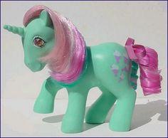 Fizzy twinkle eyed pony 1985-86  #vintage #pony #toy #1980s