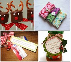 handmade christmas present ideas