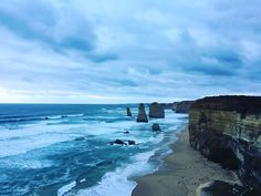 Things to see in Australia- Great Ocean Road #gor #australia #oz #12apostles #melbourne #australia #adelaide #australiagram #travel #travelingram #globetrotter #wanderlust #travel #beautifulday #world #worldwide by travelloversss http://ift.tt/1ijk11S