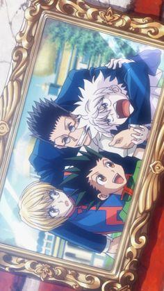 Hunter X Hunter, Hunter Anime, Manga Anime, Anime Ai, Killua, Hisoka, Animes Wallpapers, Cute Wallpapers, Otaku