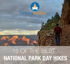 Many of us love #hiking in #NationalParks as a great way to explore and appreciate the beauty! Do you? Here's a great list you might like to consider! #camping #RVing #outdoors