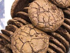 Cookie brownie – Famous Last Words Brownie Cookies, Yummy Cookies, Chocolate Cookies, Cookie Bars, Cake Cookies, Chocolate Recipes, Yummy Treats, Yummy Food, Biscotti