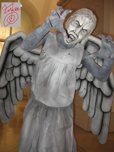 Weeping Angel at Aninite 2011 in Austria (Image heavy)