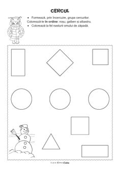 Fise de Lucru - Editura Caba - Carti, caiete de lucru, materiale didactice Montessori Activities, Preschool Activities, After School, Worksheets, Kindergarten, Crafts For Kids, Classroom, Teaching, Giraffe Illustration