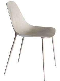 Chaise Mammamia / Béton - OPINION CIATTI http://www.madeindesign.com/prod-chaise-mammamia-beton-opinion-ciatti-refmammace.html