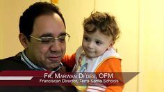 www.ffhl.org  #ffhl #holyland Fr. Marwan Di'des from Bethlehem to speak in Indiana - promo