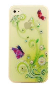 Flower Floral with Butterfly Skin Case Compatible with Apple Iphone 4s 4 by generic, http://www.amazon.com/dp/B009AVLLIK/ref=cm_sw_r_pi_dp_bmvOqb1Q3ANPW