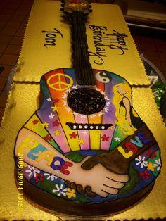 Woodstock cake.