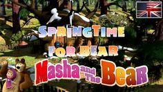 Masha and The Bear - Springtime for Bear (Episode - Full Cartoon Movie in english [HD] - video dailymotion - MY TV auf dailymotion ansehen Santa Hat Pikachu, Good Movies, Awesome Movies, Find Santa, Masha And The Bear, Celebration Gif, Cartoon Movies, Pokemon Go, Hd Video