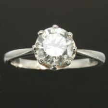 Diamond, Antique & Handmade Engagement Rings - Page 6 - Etsy