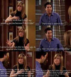 The Best Relationship Ever Ross and Rachel ♥️♥️ Friends ! Friends Moments, Friends Series, Friends Tv Show, Friends Forever, Friends Episodes, Rachel Friends, I Love My Friends, Sad Quotes, Movie Quotes