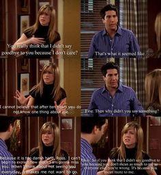 Rachel's going away party