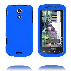 Hard Shell Snap-On (Blå) Samsung Galaxy S Pro Deksel