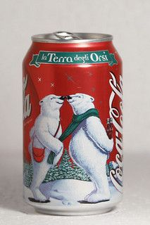 1999 Coca-Cola Italy Christmas Polar Bears 3 by roitberg