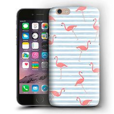 Apple iPhone 6 Case  Flamingos by CaseLoco on Etsy