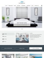 Watch the #video presentation of JM Apartments - #Joomla 3 #template, perfect to present your #hotel offer.