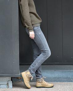 Boots femme BAGGY CVS F Palladium| PLDM Shoes - Boutique Palladium
