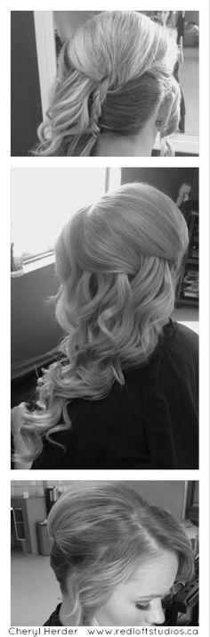 Ball Hairstyles, Bride Hairstyles, Down Hairstyles, Quinceanera Hairstyles, Homecoming Hairstyles, Prom Hair Updo, Hair Dos, Homecoming Hair Down, Homecoming Ideas