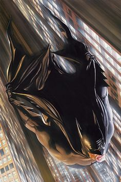 Batman Soars - Alex Ross