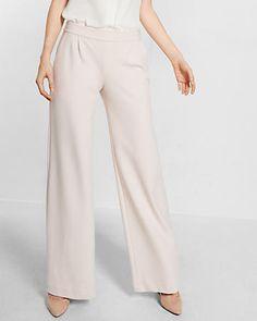 wide leg soft pant