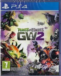Playstation 4 Plants vs. Zombies: Garden Warfare GW2