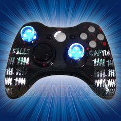 Kills & Captures Xbox Controller https://www.facebook.com/Gamers-Interest-188181998317382/