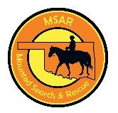 Oklahoma Mounted Search and Rescue http://www.OKMSAR.com
