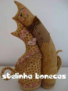 Gatos amorosos