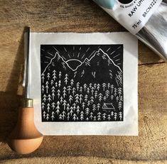 Quilt Design, Quilting Designs, Block Prints, Wall Prints, Linoprint, Lino Cuts, Japanese Paper, Print Ideas, Paper Size