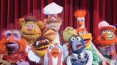 Disney Theatrical Eyeing Muppets On Stage -- Yes, please!