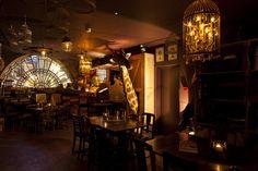 Steam and Rye Liverpool Street   London Bar Reviews   DesignMyNight