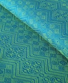 1975 Aqua-Green Didymos Wrap
